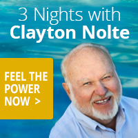 3 Nights with Clayton Nolte - Feel The Power Now