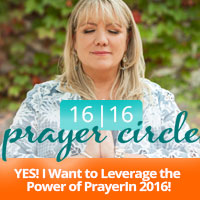 Jennifer McLean Presents 1616 Spontaneous Transformation and Prayer Circle